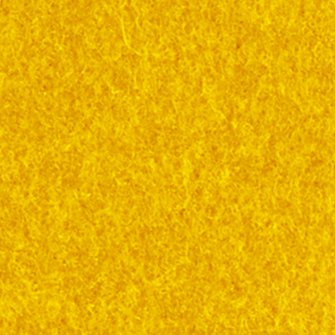 fieltro 500g/m2 coloreado amarillo