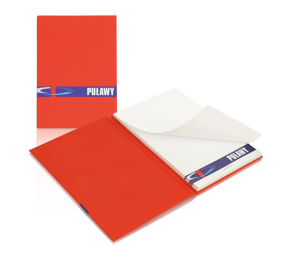 PM111_A5 Blos de notas con cubierta de tapa dura