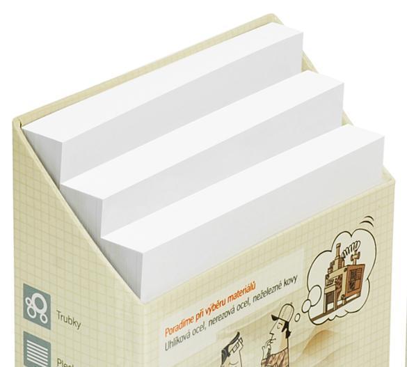 PM143 Set de escritorio con cubierta de tapa dura