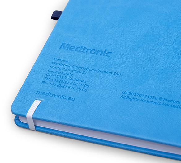 MN32 Mindnotes con cubierta dura de TORINO SOFT TOUCH