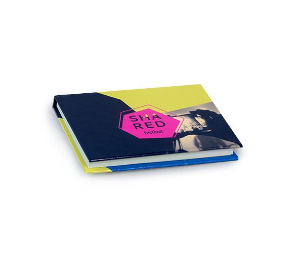 PM133 Set de notas adhesivas con cubierta de tapa dura