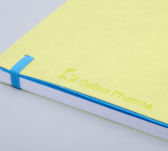 MN22 Mindnotes con cubierta blanda de PU - TORINO SOFT TOUCH