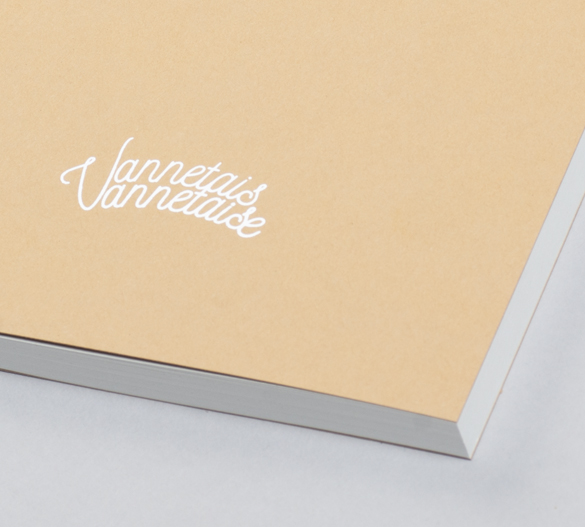 MN11-KRAFT Mindnotes con cubierta de papel KRAFT