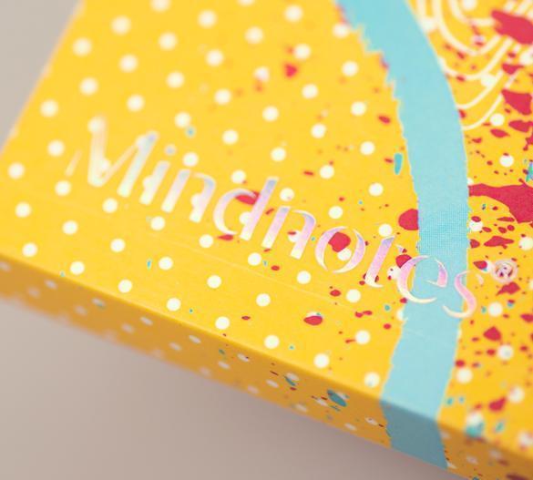 MN11 Mindnotes con cubierta blanda de papel